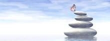 Balance - 3D Render