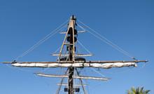 Masts Galleon Ship