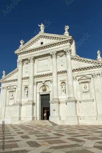 Fototapety, obrazy: Venice, Italy. Cathedral of San Giorgio Maggiore