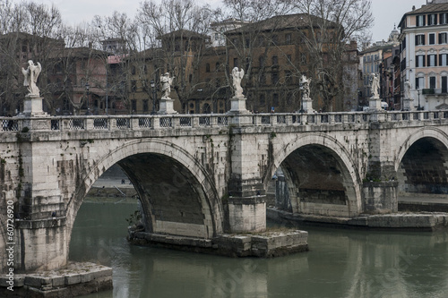 Valokuva  ponti e lucchetti di Roma