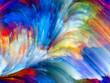 canvas print picture - Colorful Backdrop