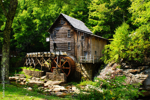 Aluminium Prints Mills old mill