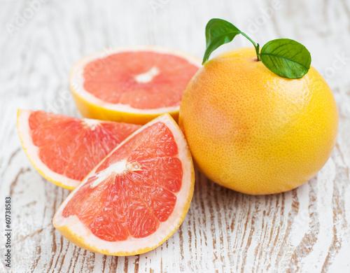 Fotografia  grapefruit