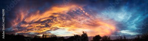 panorama nieba