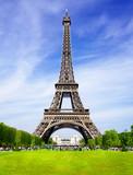 Fototapeta Fototapety z wieżą Eiffla - Paris love Tower