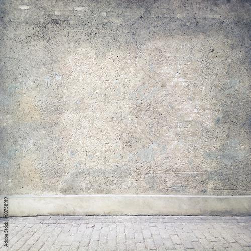 Fototapeta beton   betonowa-sciana-z-posadzka