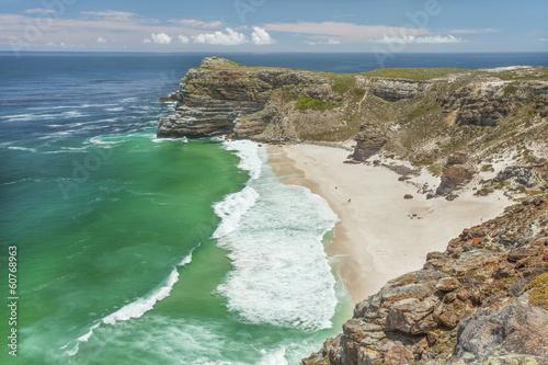 Dias Beach, kap der guten hoffnung, südafrika Billede på lærred