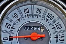 Speedometer On The Modern Motorcycle