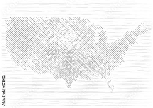 Fotografie, Obraz  Stati Uniti