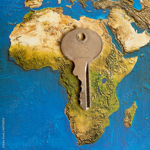 Photographie  Key to Africa