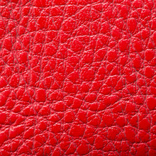 Background Of Red Leather