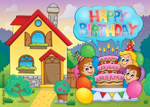 Kids party near house 3 #60823992