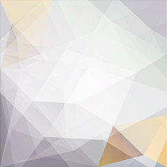 FototapetaAbstract geometric triangles background