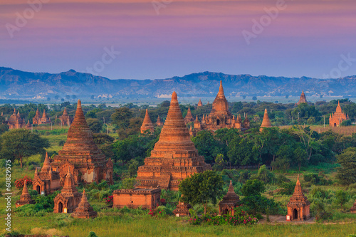 Bagan Myanmar Wallpaper Mural