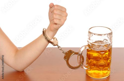 Photo Alcohol abuse