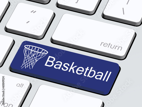 Basketball1 Poster