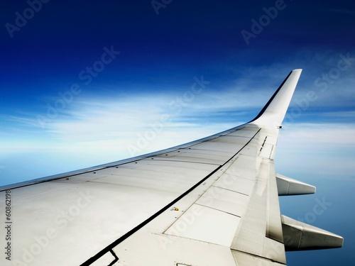 Fototapeta nad chmurami obraz