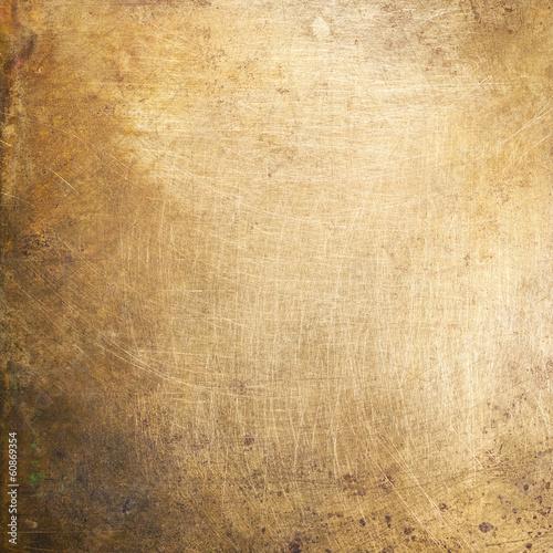 Fotografie, Obraz  Metal plate