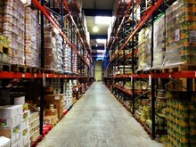 Stock Alimentaire