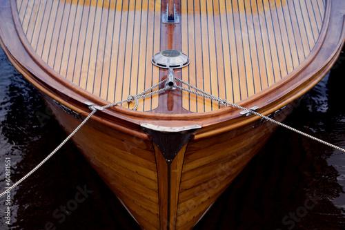Carta da parati Bug eines Holzboots