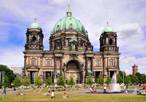 Keuken foto achterwand Berlijn Berlin Cathedral