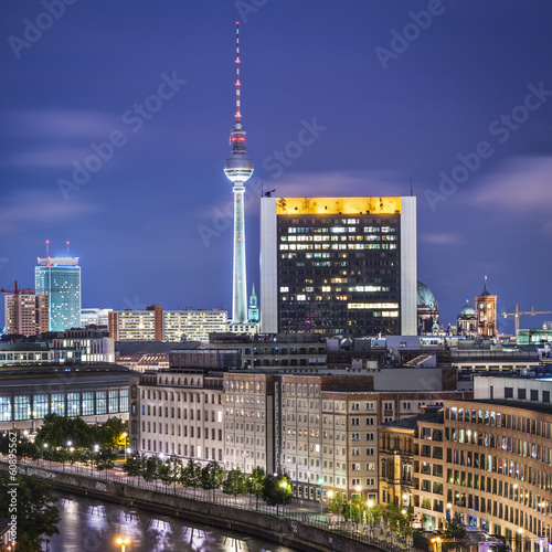 berlin-niemcy-pejzaz