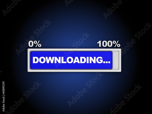 Fotografía  downloading