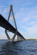 Farö-Brücke In Dänemark
