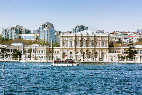 Photo  Dolmabahce Palace, Istanbul