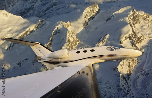 Flying over the glaciers - 60937940