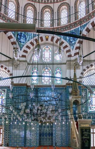 Photo  Rustem Pasha Mosque, Istanbul
