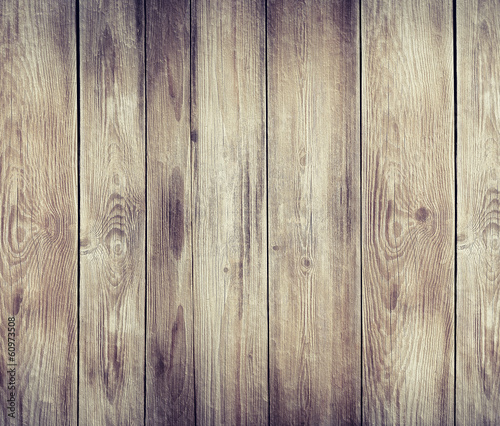 Tuinposter Hout stained wooden wall background texture