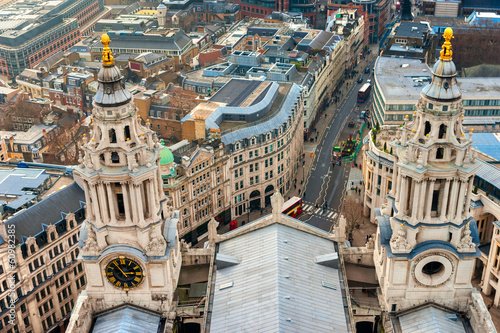 St Paul Cathedral, London, UK. #60982385