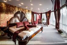 Luxury Bedroom Interior