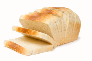 Fototapeta Bread isolated