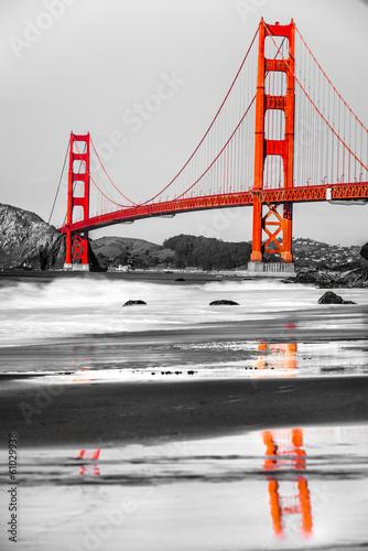 most-golden-gate-san-francisco-kalifornia-usa