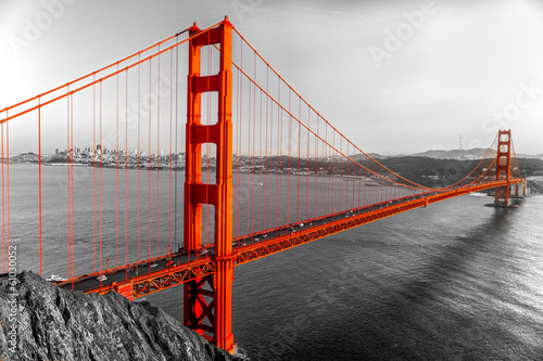 Golden Gate, San Francisco, California, USA. - 61030052