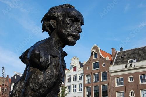Albert Einstein, Amsterdam плакат
