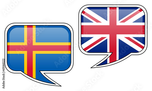 Conversation: Åland Islands and Great Britain