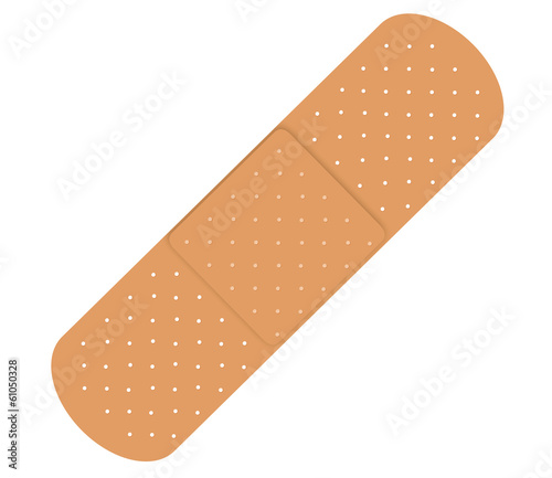 Photo Adhesive bandage