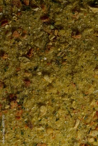 Spices Vegeta Close Up Canvas Print
