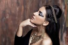 Egyptian Queen Cleopatra