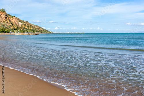 Staande foto Tunesië Beach Tunisia