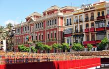 Palcos De Semana Santa, Plaza ...