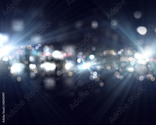 Photo  Stage lights