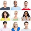 Group of Multi-ethnic People
