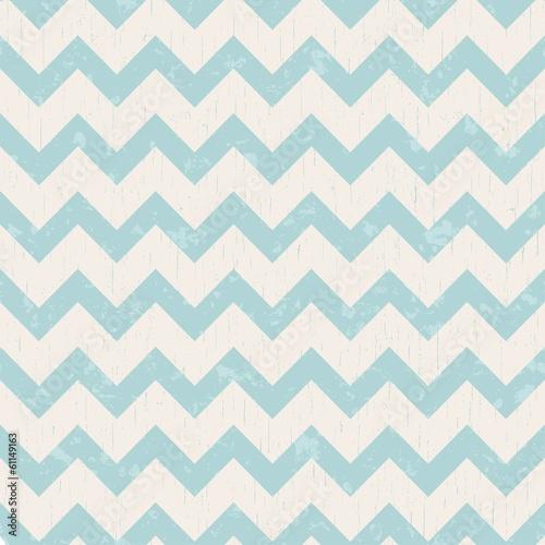 seamless pastel blue chevron pattern Wallpaper Mural