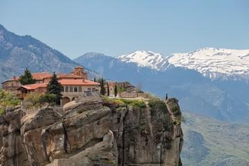 Fototapeta na wymiar Метеоры. Греция