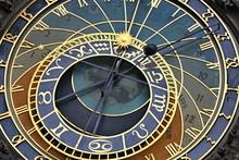 Prague's Astronomical Clock On...