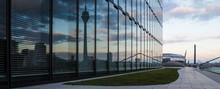Düsseldorf Spiegelung